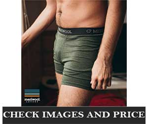 MERIWOOL Merino Wool Men's Underwear