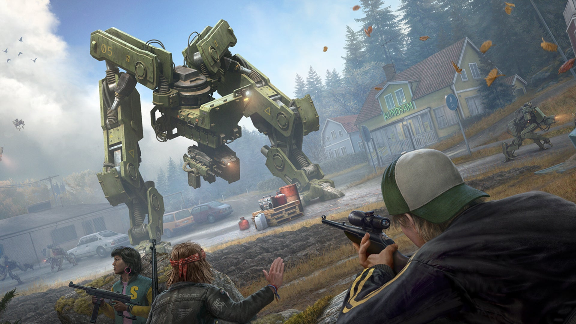 Image result for Generation Zero