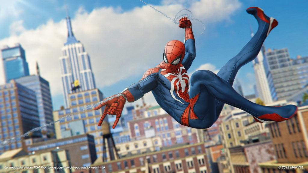spider man ps4 game free download