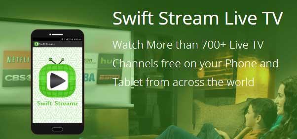 swift Streamz