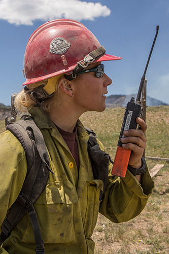 Wildland Fire Radio Standards and Use Subcommittee | NWCG